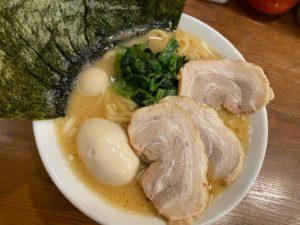 【横浜家系】孝太郎茅ヶ崎店のMAXラーメンを食べてきた!18時までライスが無料!