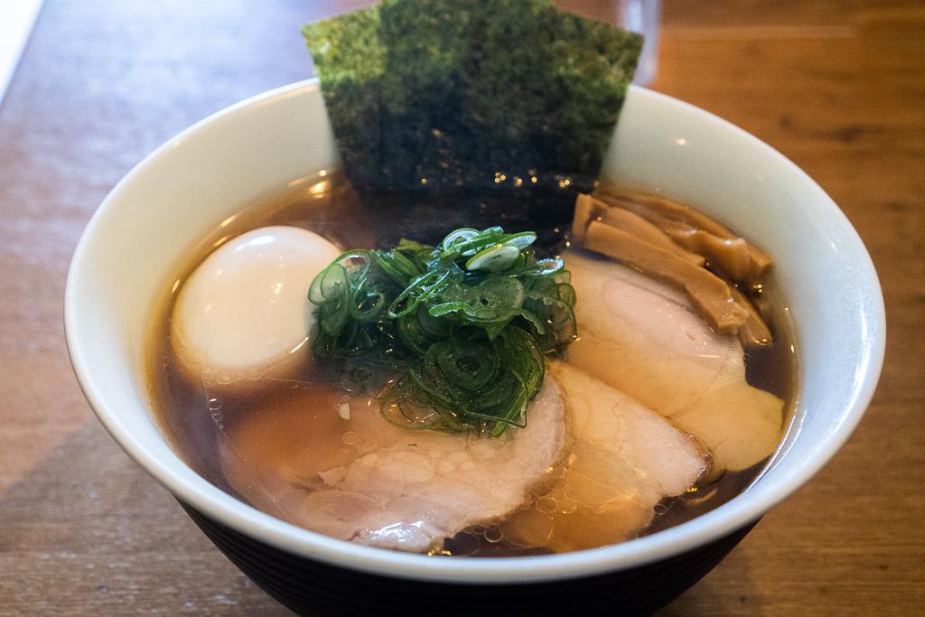 【辻堂】麺や渦雷(うずらい)で味噌ラーメンを食べてきた!無化調&自家製麺のこだわりラーメン!
