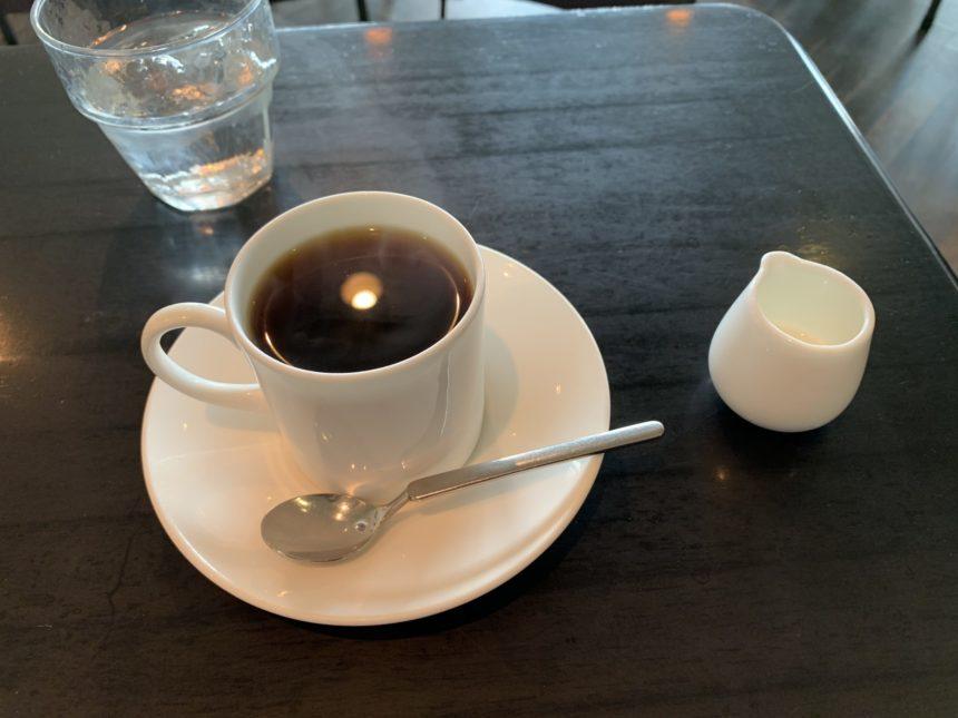 Cafe De Mouetteコーヒー