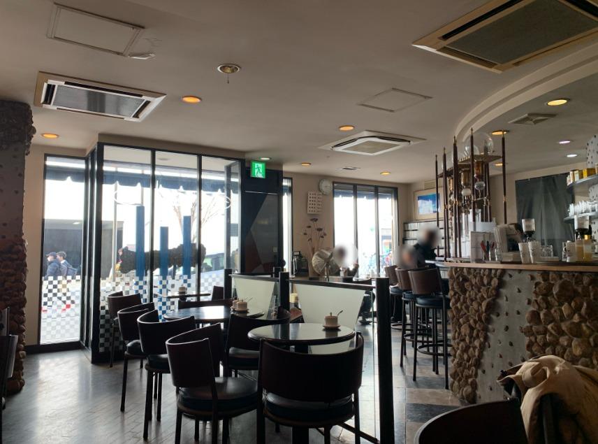 Cafe De Mouette