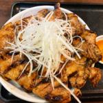 【平塚】炭火焼豚丼がなまらうまいっしょ!ガッツリカロリーがやばい!