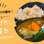 【茅ヶ崎】雄三通りのスープカレー屋台けむりが美味い!無添加カレーで野菜がゴロゴロ!