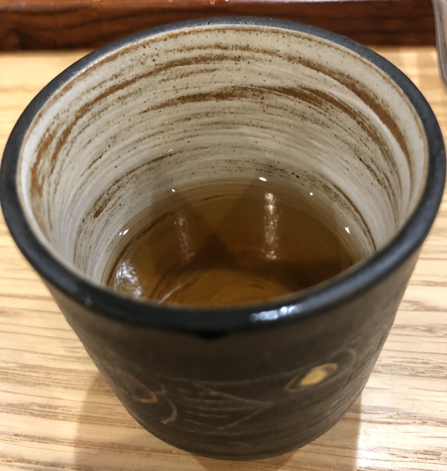 べたなぎお茶