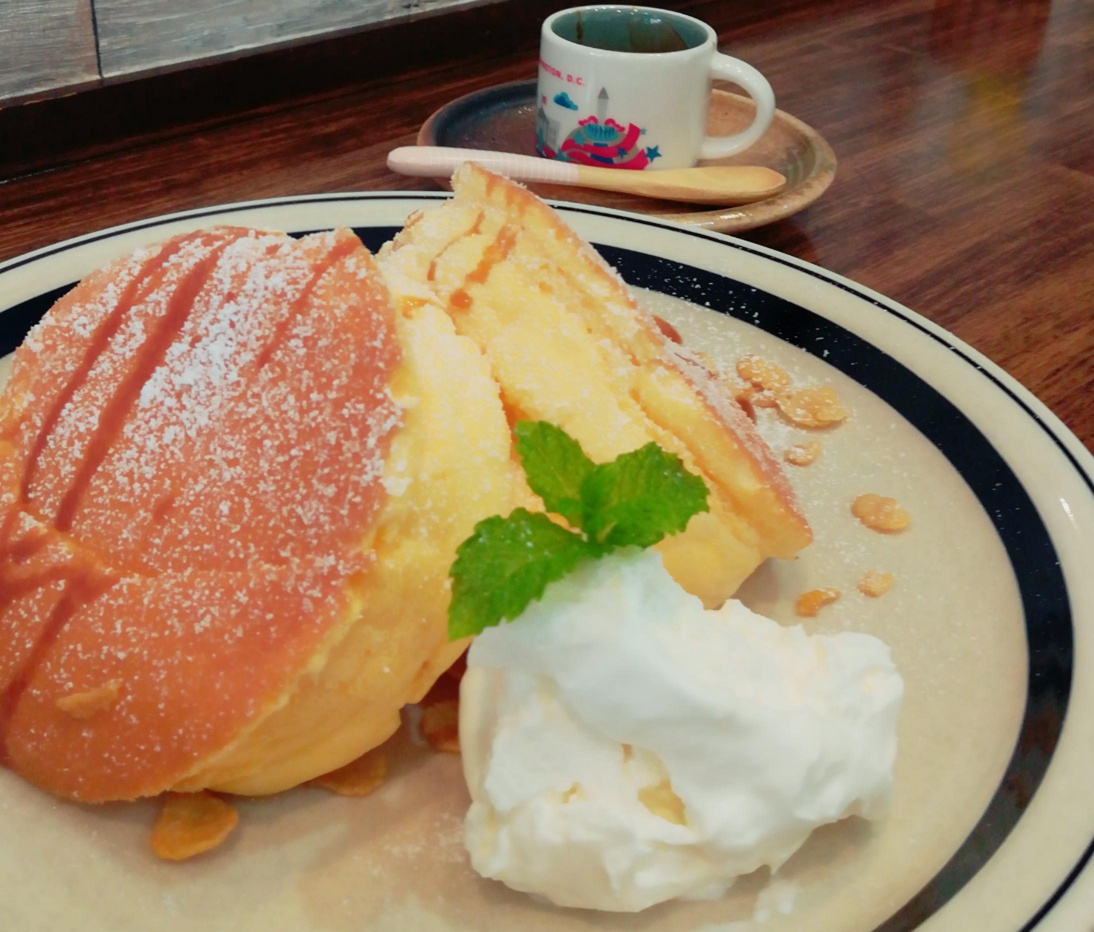 ラプソディーパンケーキ
